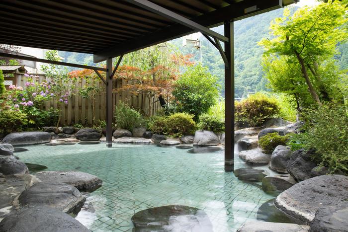 大露天風呂 天然温泉